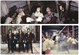Kuo Chue in various SB films.